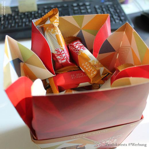 KitKat SenseS Salted Caramel