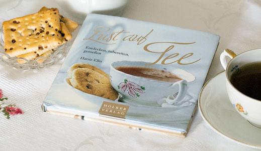 Lust auf Tee ; ISBN: 978-3-88117-716-0 ; *