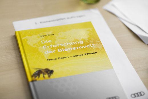Die Erforschung der Bienenwelt ; *