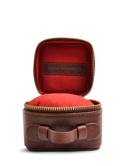 Genuine Italien Goat Leather