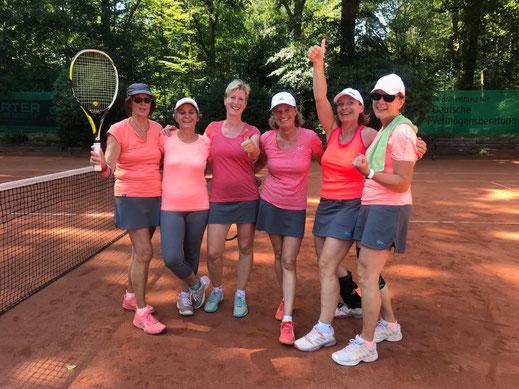 Medenmannschaft Damen 40 TC Traar