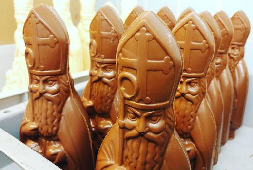 Chocolat - St nicolas - Pralinés - Corné Dynastie - Chocolat