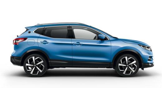 Le Nissan Qashqai est le 2ème véhicule à avoir bénéficié de la technologie ProPilot dès le mois d'Avril 2018