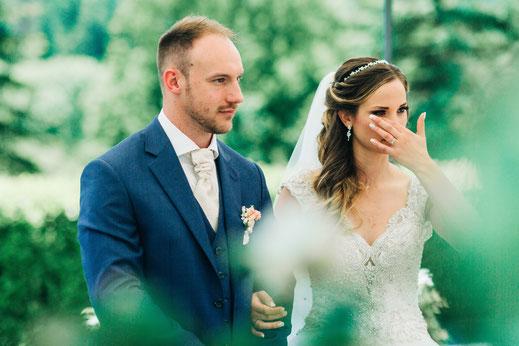 freie Hochzeitszeremonie im Schloß Neuhaus in Sinsheim mit Nicole Decker-Paxton