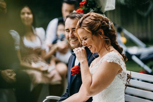 freie Hochzeitszeremonie im Odenwald mit Nicole Decker-Paxton