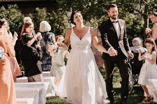 Brautstrauss für eine freie Trauung in Heidelberg