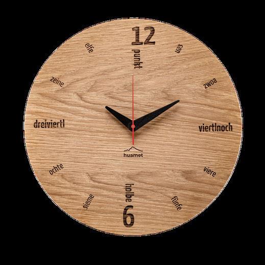 Tafinity alternate - Wanduhren aus Holz - Südtirol