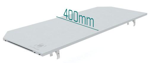 OnTruss EventBoard S050 / EventBoard S100 / EventBoard S200 | Plattentiefe: 400mm