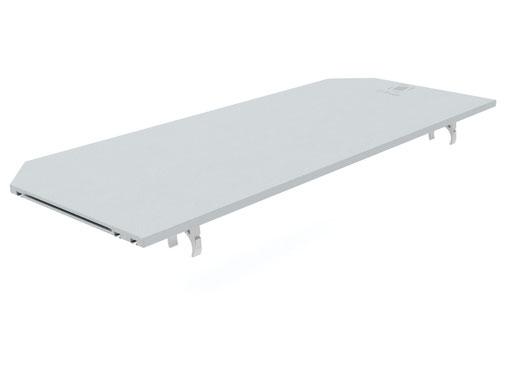 OnTruss EventBoard S100 Premium - 1m EventBoard mit strukturierter Oberfläche