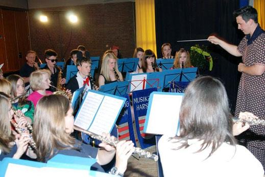 Muttertagskonzert 2012, Jugendmusikzug