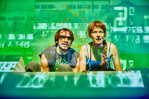 LORELEY (SINKING SHIPS) // Theater Gütersloh 2018 // F: Kai-Uwe Oesterhellweg