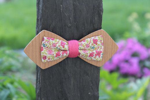 Noeud papillon bois pas cher, accessoire tendance, noeud pap bois