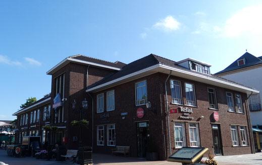 Ernst Casimirkazerne gebouw B Boostkazerne Stadsweide Roermond rijksmonument