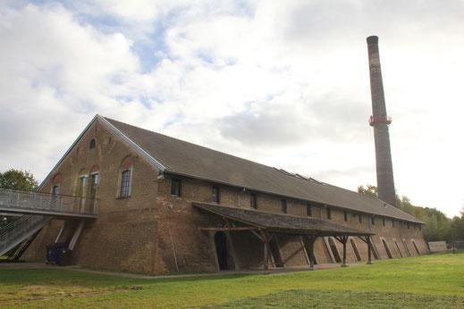 Steenfabriek Plinthos St. Jozef Daniken 1 Schinnen rijksmonument
