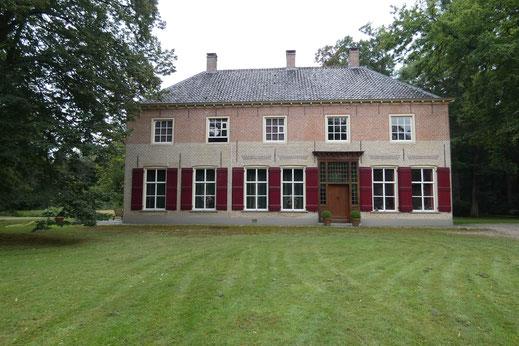 Landhuis Luchtenburg, Ulvenhout. bouwhistorisch onderzoek rijksmonument