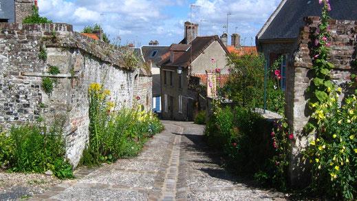 Saint Valéry sur Somme, cité médiévale