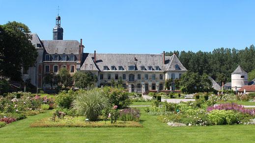 Jardins et Abbaye de Valloires