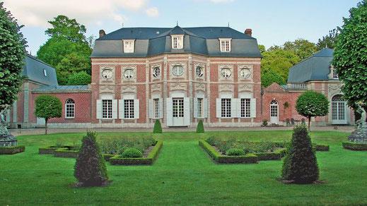 Le château de Bagatelle – Abbeville