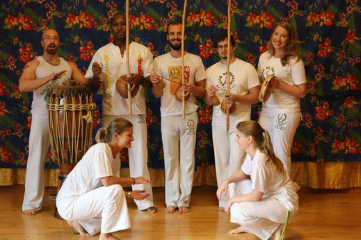 Capoeira, Köln, Leverkusen, Training, Roda