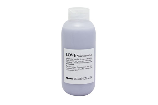 Davines LOVE/ SMOOTHING HAIR SMOOTHER beruhigend Leave-in Creme krauses widerspenstiges Haar