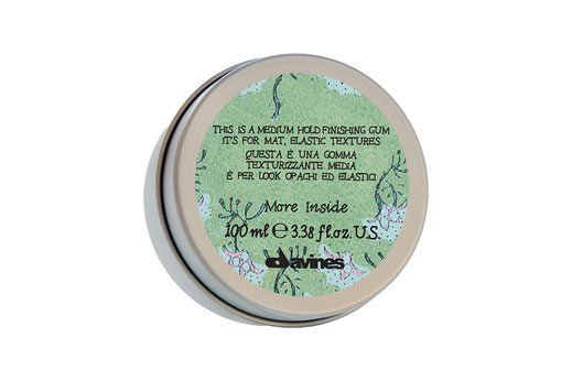 Davines THIS IS A MEDIUM HOLD FINISHING GUM matte elastische Texturen