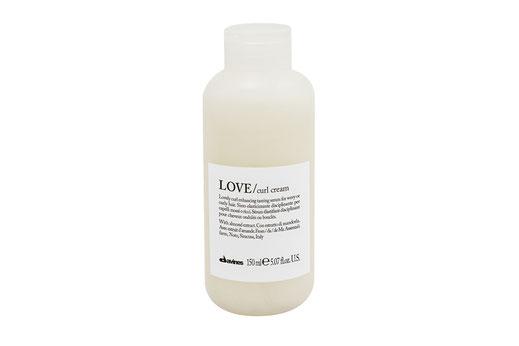 Davnies LOVE/ CURL CREAM  elastizitätgebendes Leave-in Serum