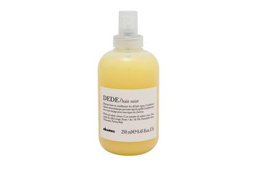 Davines DEDE/ HAIR MIST sanft feuchtigkeitsspendend re-mineralisierender leave-in Conditioner für alle Haartypen