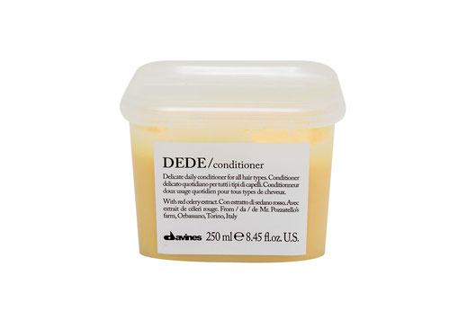 Davines DEDE/ CONDITIONER  sanfter feuchtigkeitsspendender  alle Haartypen
