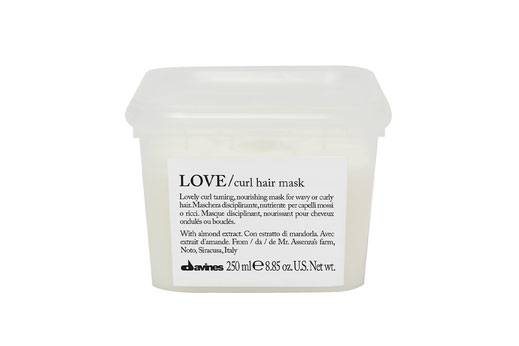 Davines LOVE/ CURL HAIR MASK zähmend nährend Haarmaske welliges lockiges Haar
