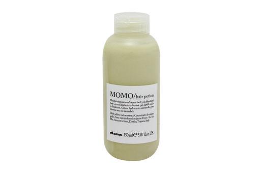 Davines MOMO/ HAIR POTION feuchtigkeitsspendend universal einsetzbare Leave-in Creme trockenes Haar