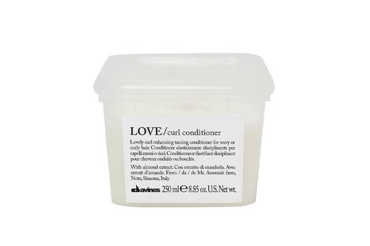 Davines LOVE/ CURL CONDITIONER  ausgleichend Elastizität welliges lockiges Haar