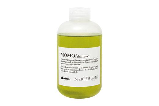 Davines Essential Haircare Momo shampoo trocken feuchtigkeitsarm Haare
