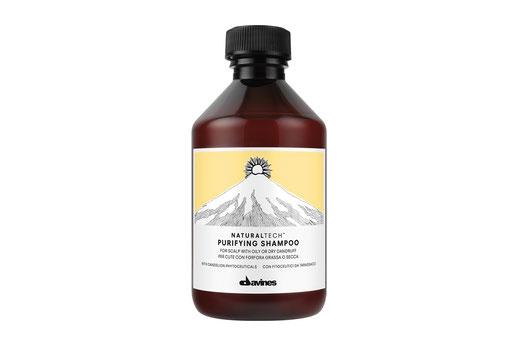Davines Naturaltech Purifying Shampoo trocken fettig Schuppen