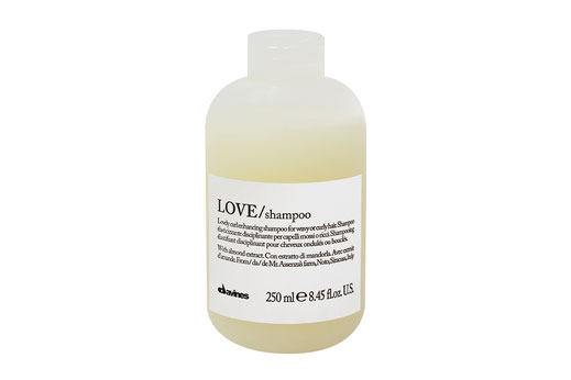 Davines Essential Haircare Love Curl Shampoo wellig lockig Haare