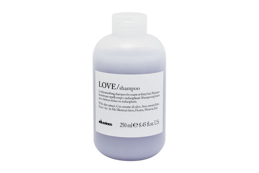 Davines Essential Haircare Love Smooth Shampoo krause widerspenstig Haare