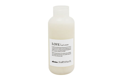 Davnies LOVE/ CURL CREAM  elastizitätgebendes Leave-in Serum