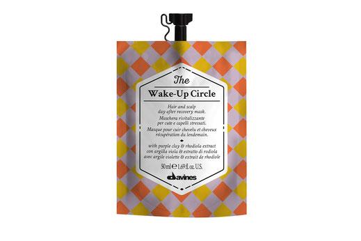 Davines THE WAKE-UP CIRCLE  belebend Haarmaske Energie Volumen Feuchtigkeit