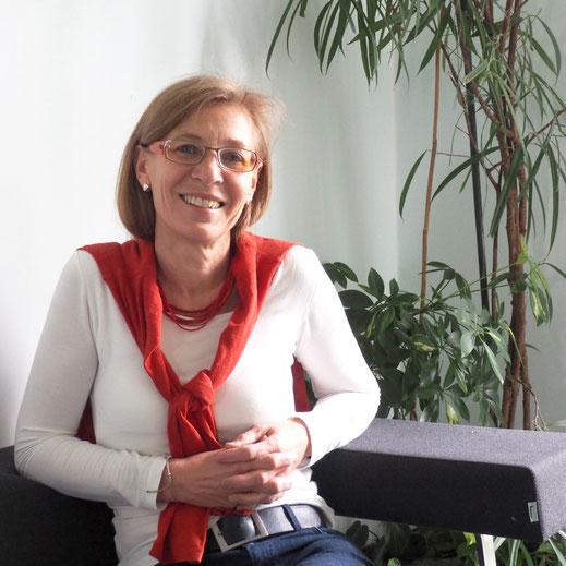 Mag.a Barbara Gschwandtner, Abteilungsleiterin Personalmanagament, pro mente OÖ