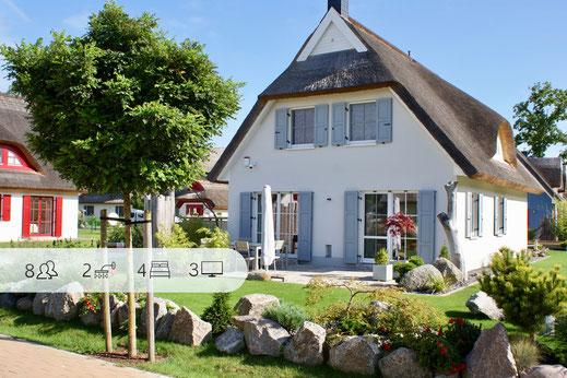 Ferienhaus Poolhaus in Glowe auf Rügen