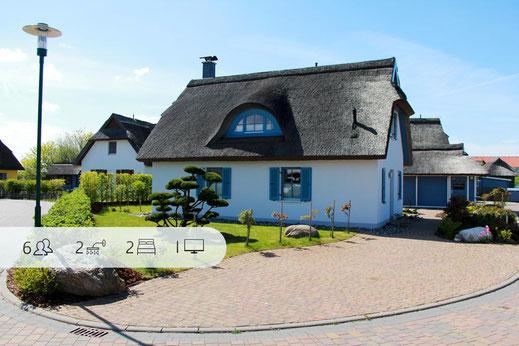 Ferienhaus Muschelsucher in Glowe auf Rügen