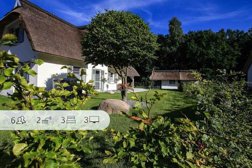 Ferienhaus Zeitlos in Glowe auf Rügen