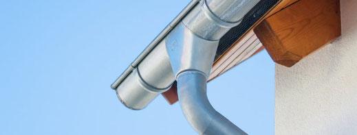 Bild zum Thema Dachentwässerung der Peter Fleschhut Spenglerei GmbH in 64658 Fürth, Odenwald