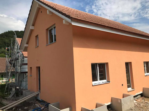 Fassadenbau Dübendorf