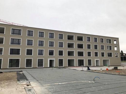 Fassadenbau Oerlikon