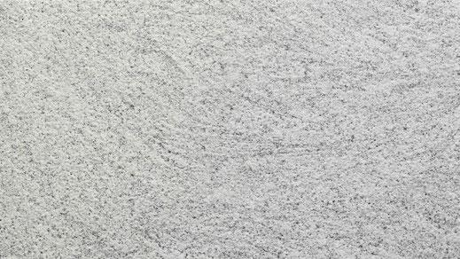 Silver Cloud sandblasted