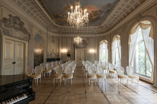 Hochzeitsfotos, Trauung Leipzig, Brautpaarshooting, Hochzeitslocations Leipzig, Schloss Gohlis
