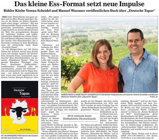 Badische Neuste Nachrichten 30.10.2019