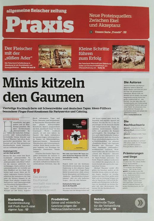 Allgemeine Fleischer Zeitung
