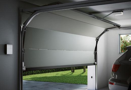 Motorisation de porte de garage avec c-automatique.fr