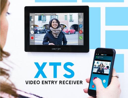 interphone vidéo connecté - C-automatique